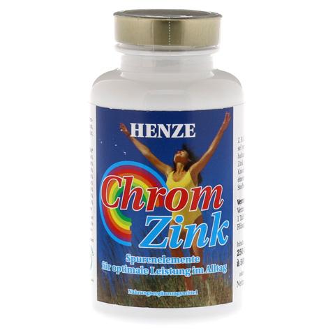 CHROM ZINK Tabletten 250 Stück
