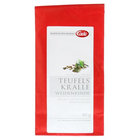 TEUFELSKRALLE WEIDENRINDE Tee Caelo HV-Packung 80 Gramm