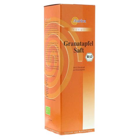GRANATAPFEL 100% Direktsaft Bio 1000 Milliliter