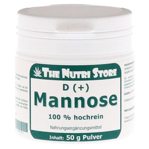 D-MANNOSE PULVER 50 Gramm