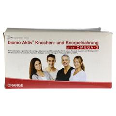 BIOMO Aktiv Knochen- und Knorpelnahrung Granulat 90 Stück - Vorderseite
