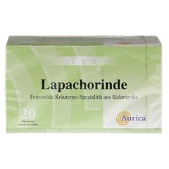 LAPACHORINDENTEE Filterbeutel 20 Stück - Vorderseite