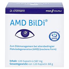 AMD BilDi Kapseln 120 Stück - Vorderseite