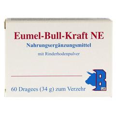 EUMEL BULL KRAFT NE Dragees 60 Stück - Vorderseite