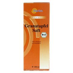 GRANATAPFEL 100% Direktsaft Bio 500 Milliliter - Vorderseite