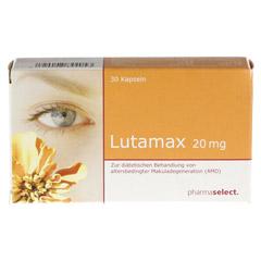 LUTAMAX 20 mg Kapseln 30 Stück - Vorderseite