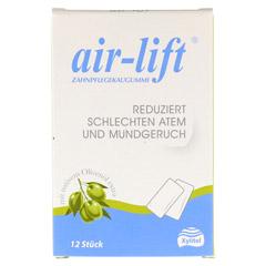 AIR-LIFT Zahnpflegekaugummi 12 Stück - Vorderseite