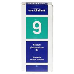 BIOCHEMIE Orthim 9 Natrium phosphoricum D 6 Tabl. 800 Stück - Vorderseite