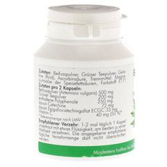 BEIFUSS Kapseln+Vitamin C 120 Stück - Linke Seite