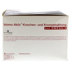 BIOMO Aktiv Knochen- und Knorpelnahrung Granulat 90 Stück - Linke Seite