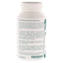 PYGEUM Phytosterol vegetarisch Kapseln 200 Stück - Linke Seite