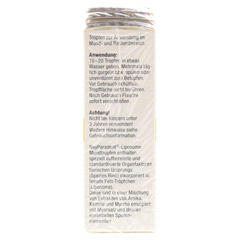 NEYPARADENT Liposome Mundtropfen 45 Milliliter - Linke Seite