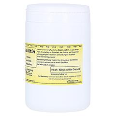 LECITHIN GRANULAT 400 Gramm - Linke Seite