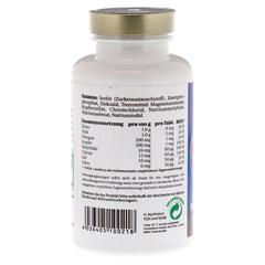 CHROM ZINK Tabletten 250 Stück - Linke Seite