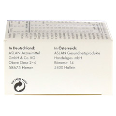 ASLAN Life Compound F Kapseln 60 Stück - Linke Seite