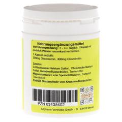 GLUCOSAMIN+CHONDROITIN Kapseln 120 Stück - Linke Seite