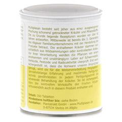 MULTIPLASAN Planta Fit Tabletten 350 Stück - Linke Seite