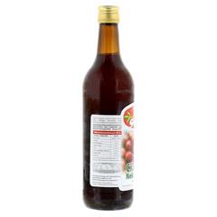 VITAGARTEN Cranberry Nektar 750 Milliliter - Linke Seite