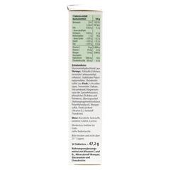 TAXOFIT Glucosamin 1000 Tabletten 30 Stück - Linke Seite