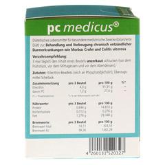 PC MEDICUS Granulat 30 Stück - Rechte Seite
