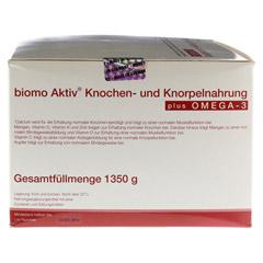 BIOMO Aktiv Knochen- und Knorpelnahrung Granulat 90 Stück - Rechte Seite