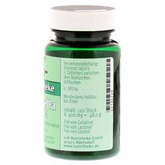CHLORELLA 100% Tabletten 120 Stück - Rechte Seite