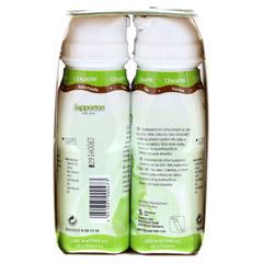 SUPPORTAN DRINK Cappuccino Trinkflasche 4x200 Milliliter - Rechte Seite
