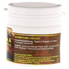 CURCUMA VEGI-Kaps 450 mg 120 Stück - Rechte Seite