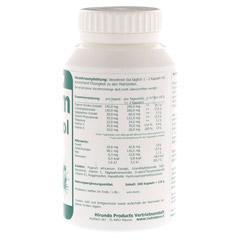 PYGEUM Phytosterol vegetarisch Kapseln 200 Stück - Rechte Seite