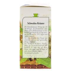 SCHWEDENKRÄUTER Tee 90.2 Gramm - Rechte Seite