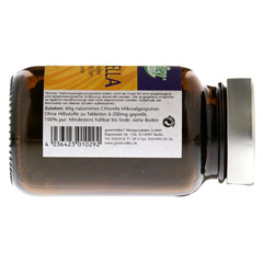 CHLORELLA GREENVALLEY 200 mg Tabletten 300 Stück - Rechte Seite