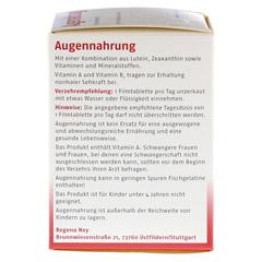 AUGENNAHRUNG Tabletten 60 Stück - Rechte Seite