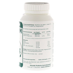 MAGNESIUM 350 mg Kapseln 200 Stück - Rechte Seite