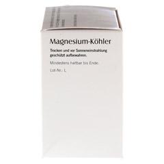 MAGNESIUM KÖHLER Kapseln 1x60 Stück - Rechte Seite