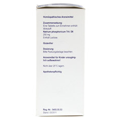 BIOCHEMIE Orthim 9 Natrium phosphoricum D 6 Tabl. 800 Stück - Rechte Seite
