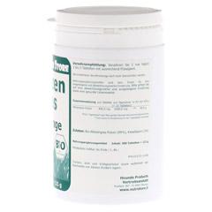 WEIZENGRAS 400 mg Bio Presslinge 300 Stück - Rechte Seite