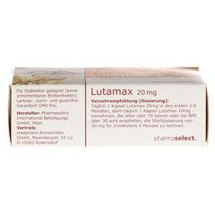 LUTAMAX 20 mg Kapseln 30 Stück - Oberseite