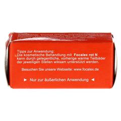 FOCALEX rot Tinktur 10 Milliliter - Oberseite