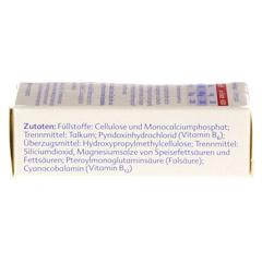 FOLPLUS laktosefrei Tabletten 60 Stück - Oberseite