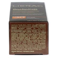 LIERAC Sunific Premium LSF 30 Creme 50 Milliliter - Unterseite