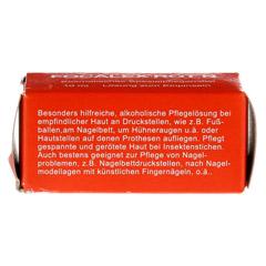 FOCALEX rot Tinktur 10 Milliliter - Unterseite