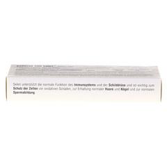 CEFASEL 100 nutri Selen-Tabs 20 Stück - Unterseite