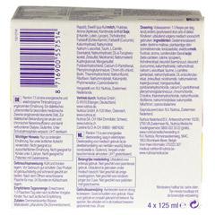 RENILON 7.5 Aprikosengeschmack flüssig 6x4x125 Milliliter - Unterseite