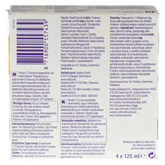 RENILON 7.5 Karamelgeschmack flüssig 4x125 Milliliter - Unterseite