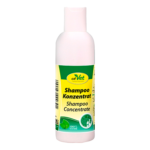 SHAMPOO Konzentrat vet. 200 Milliliter