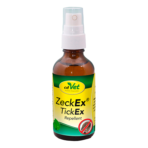 ZECKEX Spray Neu vet. 50 Milliliter