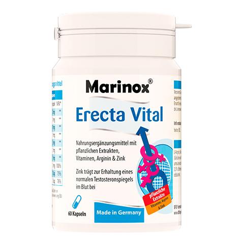 MARINOX Erecta Vital Kapseln 60 Stück