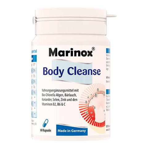 MARINOX Body Cleanse Kapseln 60 Stück