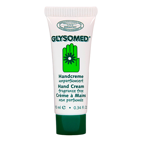 GLYSOMED Handcreme unparfürmiert 10 Milliliter