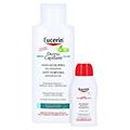 Eucerin DermoCapillaire Anti-Schuppen Gel Shampoo + gratis Eucerin pH5 Duschgel 50 ml 250 Milliliter
